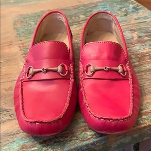Cole Haan driving moccasins!